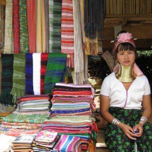 padong hill village tour chiang rai, doi mae salong mountain tour chiang rai