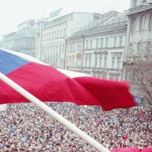 prague flag