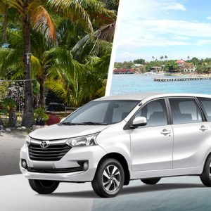 Private City Transfers between Hagnaya Port and Cebu City/Mactan
