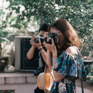 film photography in Hanoi