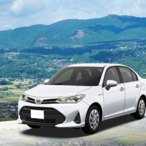 kyushu budget car rental 5-seater