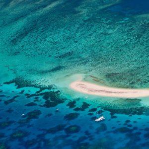 classic barrier reef flight