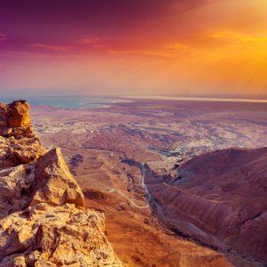 Masada Sunrise, Ein Gedi