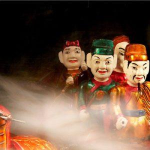 nha trang puppet show