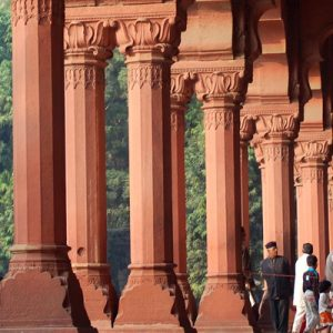 Old Delhi Walk And Red Fort Tour