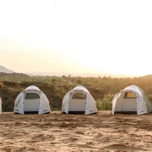 2D1N Adventure Camping in Jaipur