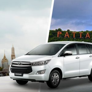 bangkok to pattaya transfer