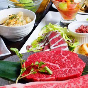 Steak House Pound (ステーキハウス 听) in Karasuma Oike Honten - Premium Aged Wagyu Beef