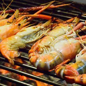 Boon Term Shrimp Fishing Pond in Min Buri