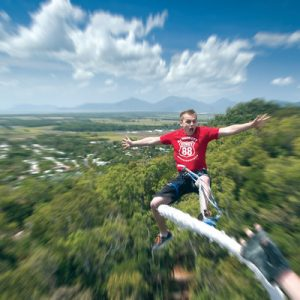 Cairns Bungy Jump