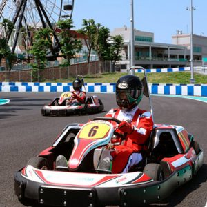 Mini Suzuka Circuit Kart Racing Ticket