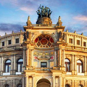 semperoper for Dresden Day Tour from Prague