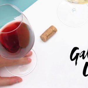 wine glasses galeries lafayette