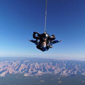Tandem Skydive Grand Canyon Paragon Skydive
