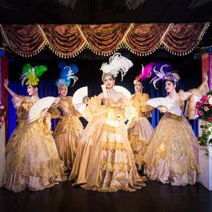 blue dragon cabaret show