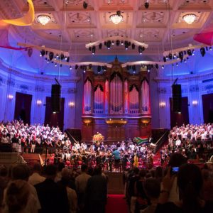 Royal Concertgebouw main hall
