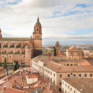walking tour to avila and salamanca