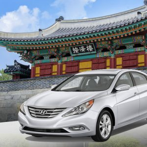 Private Car Charter in Ganghwa County