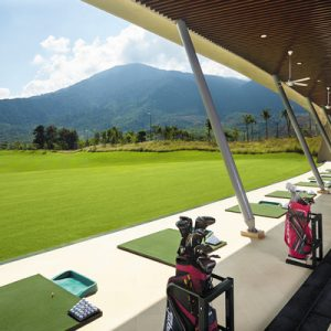 golf driving range in ba na