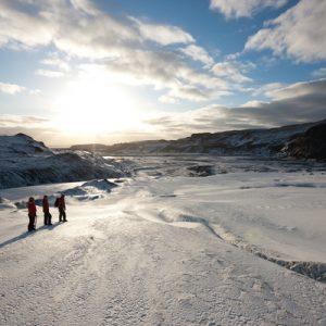 glacier explorer five hour tour