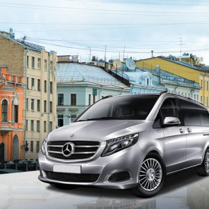 downtown saint petersburg private car charter