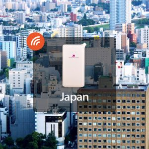 4g wifi for japan