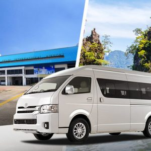 Private Surat Thani International Airport Transfers (URT) for Surat Thani and Nearby Cities
