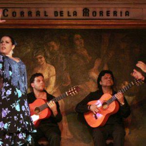 flamenco show corral de la moreria madrid