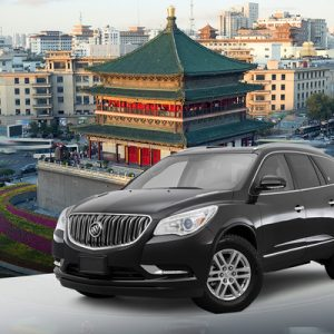Xi'an Xinyang international airport transfers