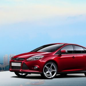 taiwan car rental ford focus
