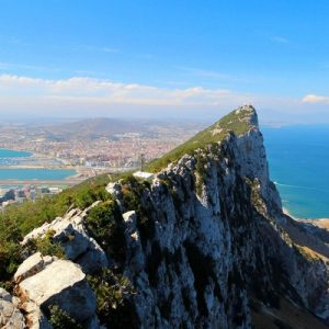 Gibraltar Guided Walking Tour from Seville