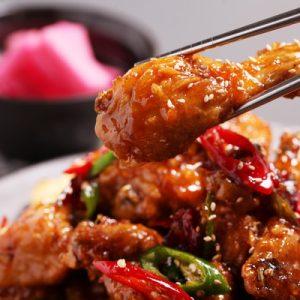 Chicken Revolution in Gongdeok