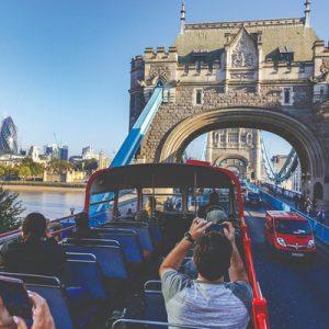 london eye bus tour