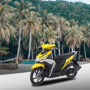 Scooter Rental in Puerto Princesa
