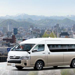 Hokkaido private car charter