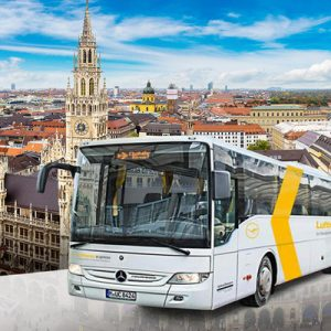 Lufthansa Express Bus Transfers (City Center and Airport)