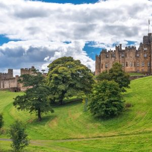alnwick castle and the borders day tour