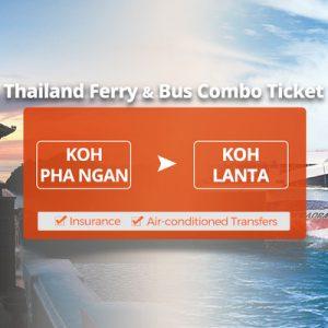 ferry ride in thailand