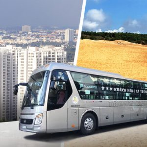 trung nga sleeper bus transfers for ho chi minh city and phan thiet