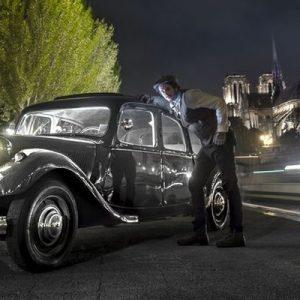 paris city by night