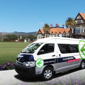 airport transfer service in rotorua new zealand