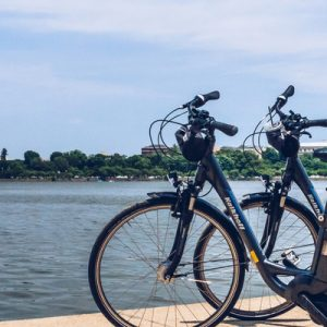 washington dc electric bike tour