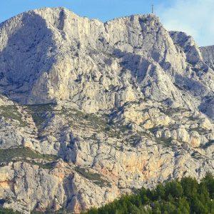 Saint-Victoire Mountain