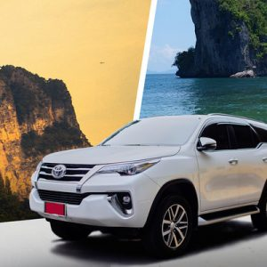 Private City Transfers Between Krabi Town and Ao Nang by Thai Rhythm