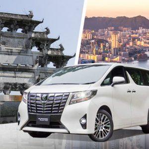 hong kong private car charter