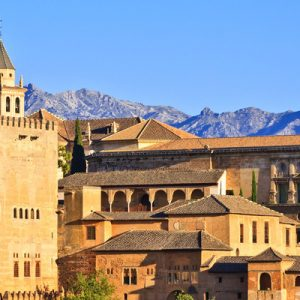 Granada and The Alhambra Walking Tour from Seville