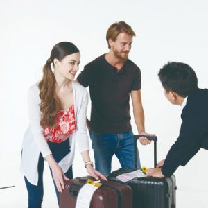 luggage free travel services for honshu