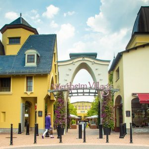 Wertheim Village Shopping Express With Optional EUR50 Gift Card