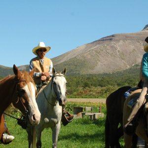 Hokkaido Cow Boy Horsing Experience