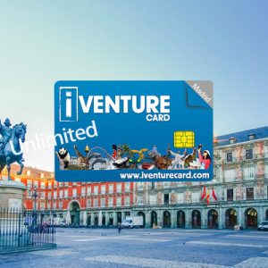 Madrid iventure flexi attactions